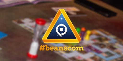 #beanscom 2019 - Spieleabend im Meltdown Cologne