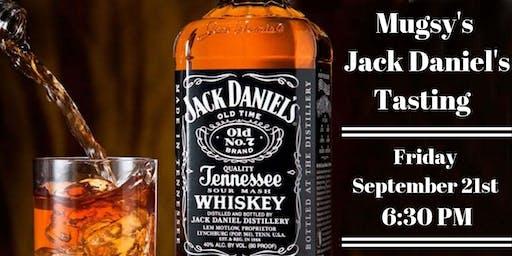 Mugsy's Jack Daniel's Tasting