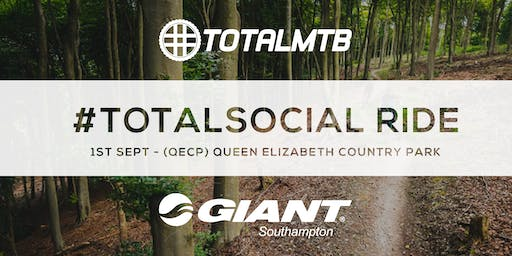 #TotalMTB - #TotalSocial Ride - with Giant - QECP