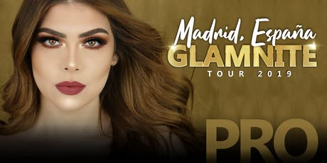 CarlaBeauty Glamnite PRO Makeup Class Madrid tickets