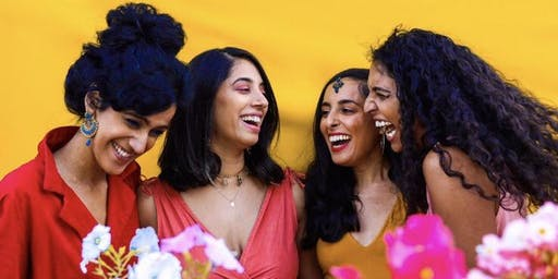 4 BROWN GIRLS WHO WRITE Presents The Poetry Phamily  (The Party Edition)