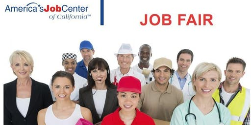 Job Fair  @ work2future -MULTIPLE EMPLOYERS