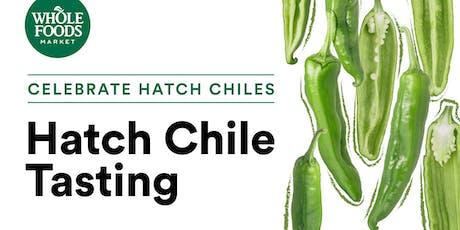 Celebrate Hatch Chiles: Storewide Tasting Event tickets