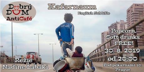 Capernaum / Kafarnaum (English Subtitle) biglietti
