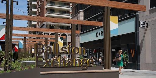 USGBC NCR: Ballston Exchange Plaque Presentation and Tour