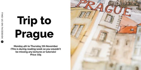 Trip to Prague tickets