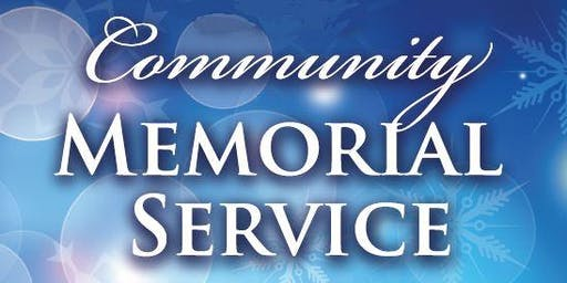 Butler Health System 3rd Annual Community Memorial Service
