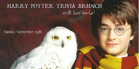 Harry Potter Trivia Brunch 9/29 tickets