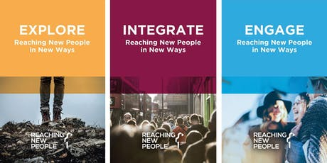 Reaching New People Training - All Modules (RNP) tickets