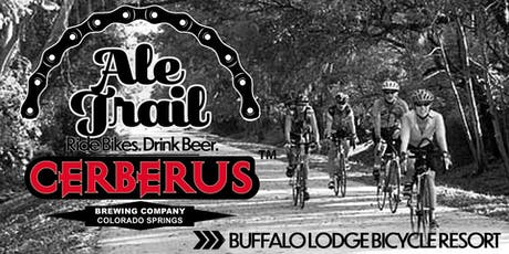 Cerberus Ale Trail to Buffalo Lodge Cycle Resort tickets