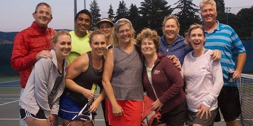 "7th Annual ""LOVE YOUR COMMUNITY"" Tennis Mixer Tournament and Fundraiser"