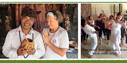 Namaste Bali 2020
