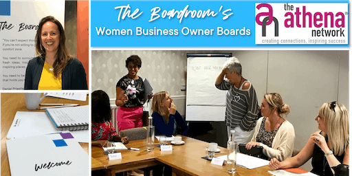 Free Taster of The Boardroom's Women Business Owner Boards