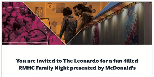 RMHC Family Night/Reunion at The Leonardo