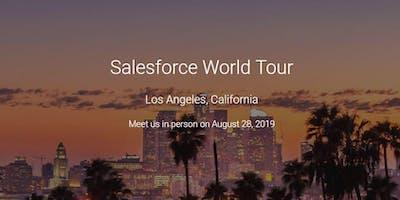 Salesforce Marketing Cloud - Los Angeles World Tour Happy Hour