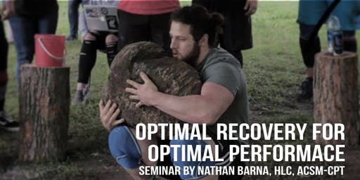 Optimal Recovery for Optimal Performance