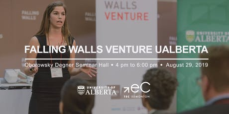 Falling Walls Venture UAlberta Pitch Competition tickets