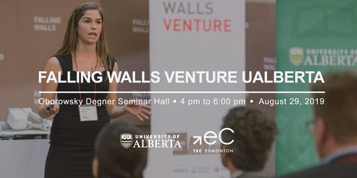 Falling Walls Venture UAlberta Pitch Competition