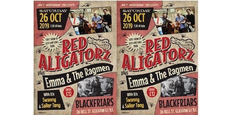 Ain't Misbehavin' with Red Aligatorz plus Emma & The Ragmen tickets