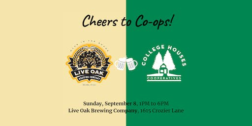 Cheers to Co-ops! At Live Oak
