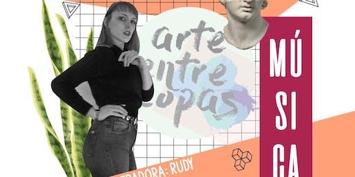 Arte entre Copas - MÚSICA con @rudypamela