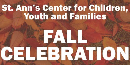 St. Ann's 2019 Fall Celebration