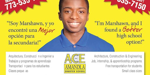 9, 10 & 11th graders you're invited to the ACE Design Experience
