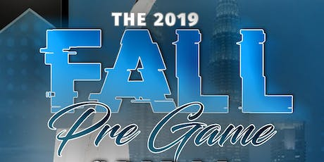 The 2019 Fall Pre Game tickets