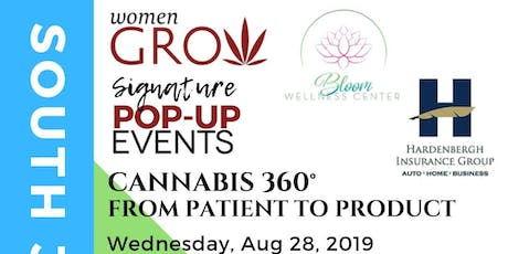 South Jersey Pop-Up - Cannabis 360° From Patient to Product tickets