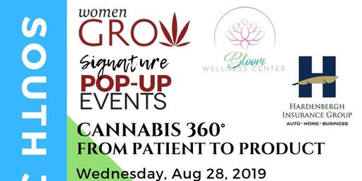 South Jersey Pop-Up - Cannabis 360° From Patient to Product