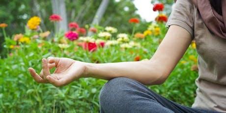Yoga At Burnetts tickets