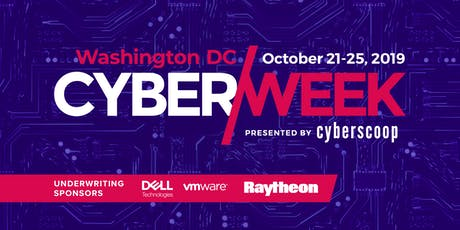 DC CyberWeek 2019 tickets