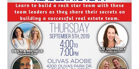 Build a Rockstar Real Estate Team! tickets