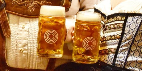 OKTOBERFEST @ Original Pattern Brewing Company tickets