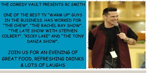Comedy Night with RC Smith