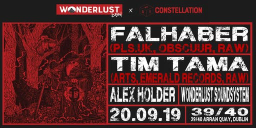 Wonderlust DBN x Constellation