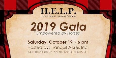 H.E.L.P. 2019 Gala tickets