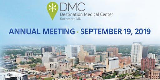 DMC Annual Meeting 2019