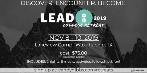 LEAD On College Retreat