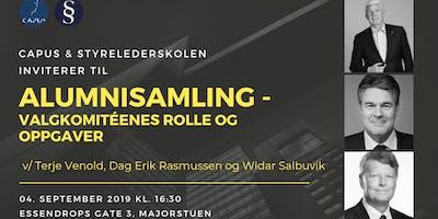 Alumnisamling - Valgkomitéenes rolle og oppgaver