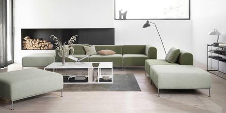BoConcept 2020 Collection Launch tickets
