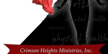 Crimson Heights Ministries, Inc. 9th Annual Women & Teen Workshop tickets