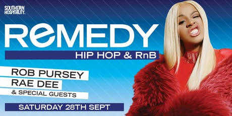 ReMEDY - Hip Hop + R&B + Afrobeats! tickets