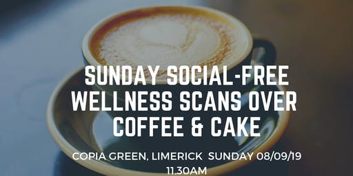 Customer only event-Wellness scans & coffee-Copia Green
