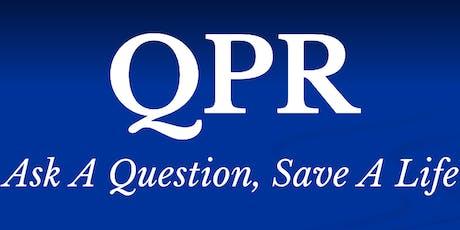 QPR Community Training  tickets