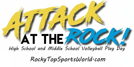2020 Attack at the Rock!