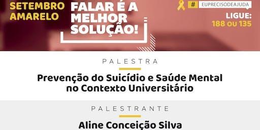 Prevenção do Suicídio e Saúde Mental no Contexto Universitário