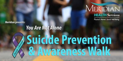 Meridian's Suicide Prevention and Awareness 5K Walk