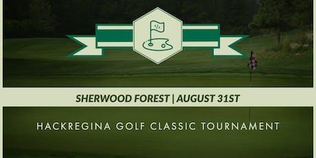 HackRegina Golf Classic Tournament tickets