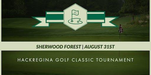 HackRegina Golf Classic Tournament